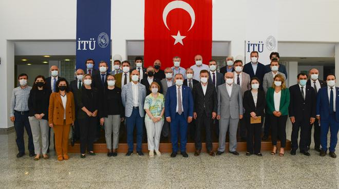 ITU 250th Anniversary Activities Assessment Meeting was Held Görseli