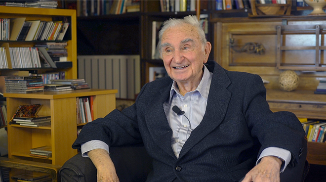 Our Retired Faculty Member Prof. Dr. Doğan Kuban Received Jean Tschumi Architectural Writing Award Görseli
