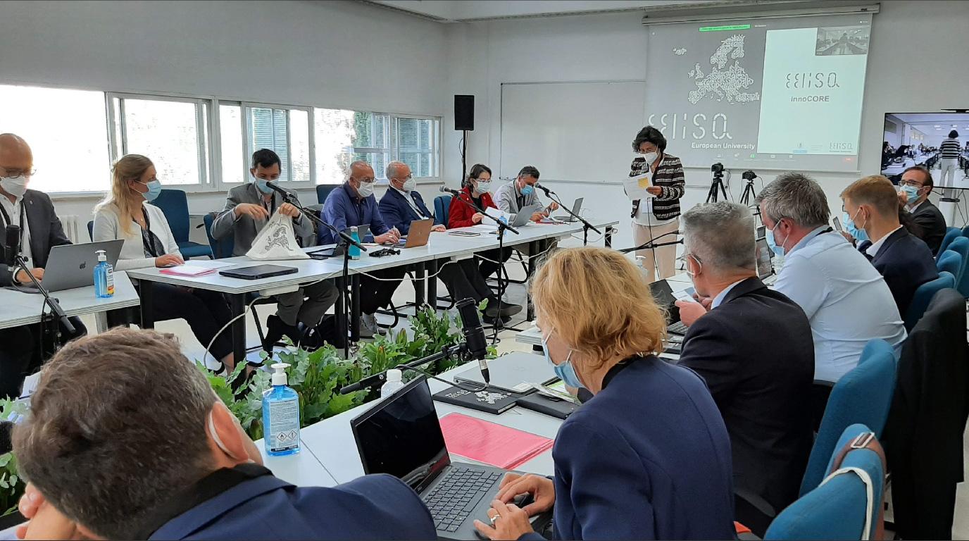 EELISA Governing Board Meeting was Held in Madrid Görseli