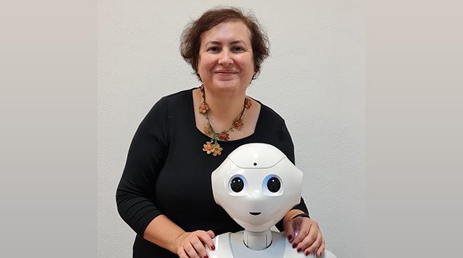 Öğretim Üyemiz Prof. Dr. Hatice Köse'nin TECH-TOYS Projesine Uluslararası Destek Görseli