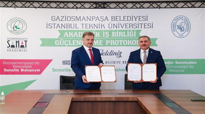 New Era in ITU - Gaziosmanpaşa Municipality Collaboration Görseli