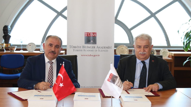 Scientific Support from ITU to TÜBA Engineering Terms Dictionary Görseli