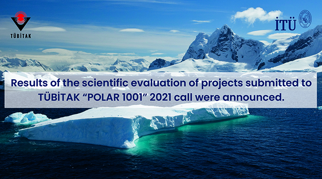 """Our Faculty Member's Project Submitted to TÜBİTAK """"POLAR 1001"""" 2021 Call Is Granted Support Görseli"""