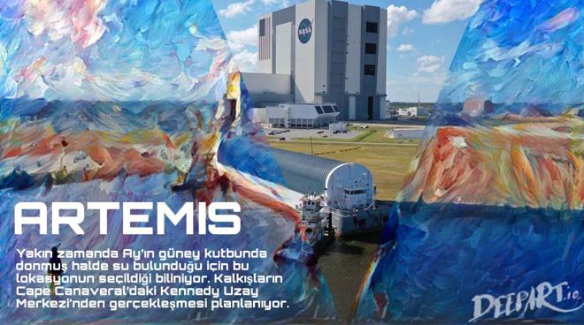 İTÜ FEZA Takımımız NASA International Space Apps Challenge Türkiye Etabı'nda Birinci Görseli