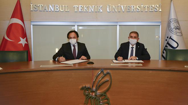 İTÜ ile TCDD Arasında Önemli İşbirliği Görseli