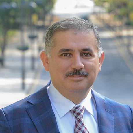 Rektör - Prof. Dr. İsmail Koyuncu Fotoğrafı