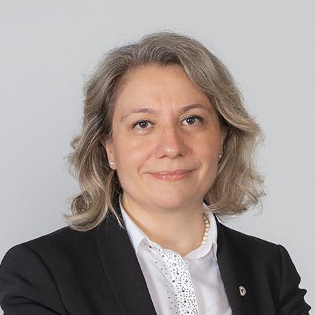 Rektör Yardımcısı - Prof. Dr. Şule Itır Satoğlu Fotoğrafı